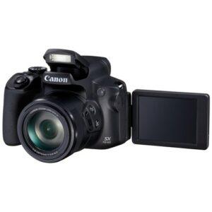 Foto 2 Fotocamera Bridge Canon PowerShot SX70 Black – Prodotto in Italiano