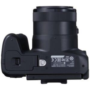 Foto 4 Fotocamera Bridge Canon PowerShot SX70 Black – Prodotto in Italiano