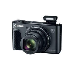 Foto 1 Fotocamera Compatta Canon PowerShot SX730 Black – Prodotto in Italiano
