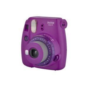 Foto 3 Fotocamera Istantanea Fujifilm Instax Mini 9 Clear Purple