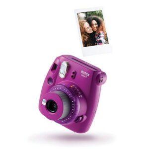 Foto 5 Fotocamera Istantanea Fujifilm Instax Mini 9 Clear Purple