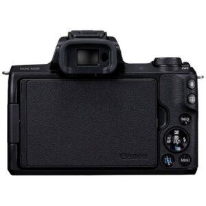 Foto 6 Kit Fotocamera Mirrorless Canon EOS M50 + Obiettivo EF-M 15-45 IS STM Black – Prodotto in Italiano