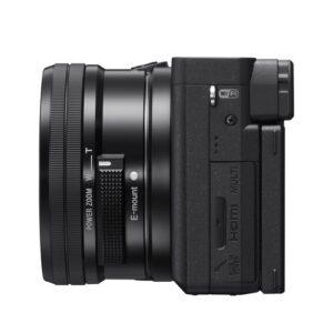 Foto 3 Kit Fotocamera Mirrorless Sony A6400 + Obiettivo 16-50mm (ILCE-6400LB) – Prodotto in Italiano