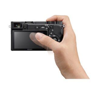 Foto 7 Kit Fotocamera Mirrorless Sony A6400 + Obiettivo 16-50mm (ILCE-6400LB) – Prodotto in Italiano