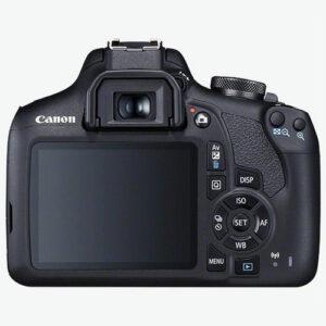 Foto 2 Kit Fotocamera Reflex Canon EOS 2000D + Obiettivo 18-55mm DC III – Prodotto in Italiano
