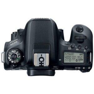 Foto 1 Kit Fotocamera Reflex Canon EOS 77D + Obiettivo 18-135mm IS USM – Prodotto in Italiano