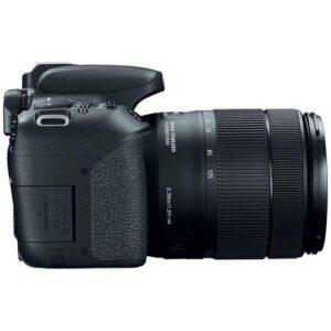Foto 5 Kit Fotocamera Reflex Canon EOS 77D + Obiettivo 18-135mm IS USM – Prodotto in Italiano