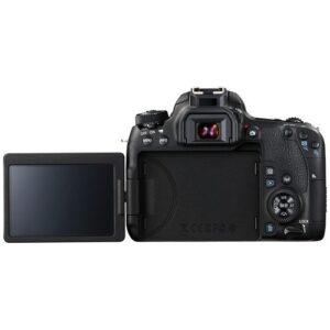 Foto 3 Kit Fotocamera Reflex Canon EOS 77D + Obiettivo 18-55mm STM – Prodotto in Italiano