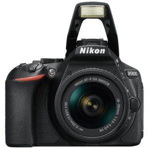Foto 1 Kit Fotocamera Reflex Nikon D5600 + Obiettivo 18-55mm AF-P VR – Prodotto in Italiano
