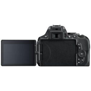 Foto 10 Kit Fotocamera Reflex Nikon D5600 + Obiettivo 18-55mm AF-P VR – Prodotto in Italiano