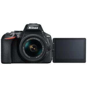 Foto 2 Kit Fotocamera Reflex Nikon D5600 + Obiettivo 18-55mm AF-P VR – Prodotto in Italiano