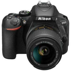 Foto 3 Kit Fotocamera Reflex Nikon D5600 + Obiettivo 18-55mm AF-P VR – Prodotto in Italiano