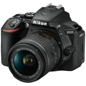 Foto 4 Kit Fotocamera Reflex Nikon D5600 + Obiettivo 18-55mm AF-P VR – Prodotto in Italiano