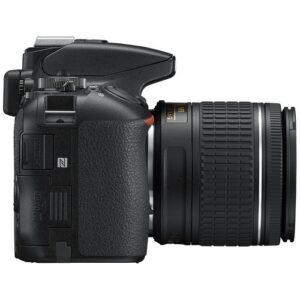 Foto 6 Kit Fotocamera Reflex Nikon D5600 + Obiettivo 18-55mm AF-P VR – Prodotto in Italiano