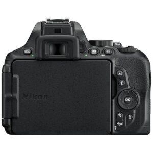 Foto 8 Kit Fotocamera Reflex Nikon D5600 + Obiettivo 18-55mm AF-P VR – Prodotto in Italiano