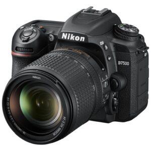 Foto 1 Kit Fotocamera Reflex Nikon D7500 + Obiettivo 18-140mm ED VR – Prodotto in Italiano