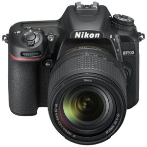 Foto 2 Kit Fotocamera Reflex Nikon D7500 + Obiettivo 18-140mm ED VR – Prodotto in Italiano