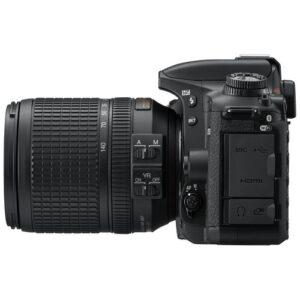Foto 4 Kit Fotocamera Reflex Nikon D7500 + Obiettivo 18-140mm ED VR – Prodotto in Italiano