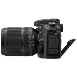 Foto 6 Kit Fotocamera Reflex Nikon D7500 + Obiettivo 18-140mm ED VR – Prodotto in Italiano