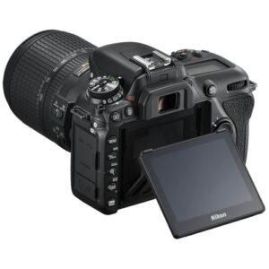 Foto 7 Kit Fotocamera Reflex Nikon D7500 + Obiettivo 18-140mm ED VR – Prodotto in Italiano