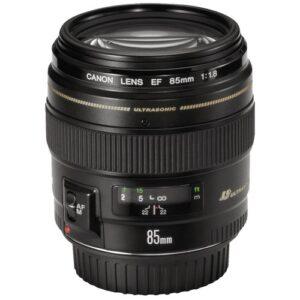 Foto 2 Obiettivo Reflex Canon EF 85mm f/1.8 USM