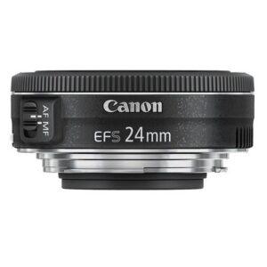 Foto 1 Obiettivo Reflex Canon EF-S 24mm f/2.8 STM