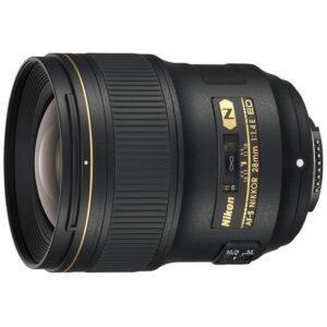 Foto 1 Obiettivo Reflex Nikon AF-S 28mm F1.4 ED
