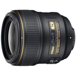 Foto 1 Obiettivo Reflex Nikon AF-S 35mm f/1.4G