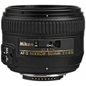 Foto 1 Obiettivo Reflex Nikon AF-S 50mm f/1.4G