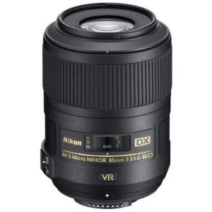 Foto 1 Obiettivo Reflex Nikon AF-S DX Micro 85mm f/3.5G ED VR