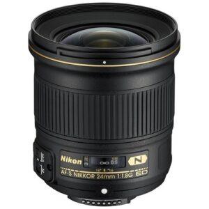 Foto 2 Obiettivo Reflex Nikon AF-S Nikkor 24mm f/1.8G ED
