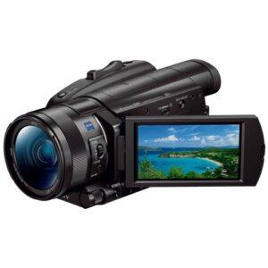 Foto 1 Videocamera Sony Handycam FDR-AX700 Black