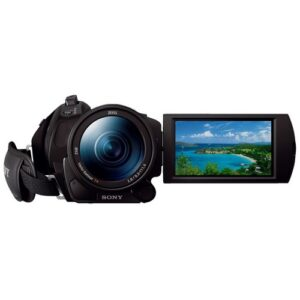 Foto 2 Videocamera Sony Handycam FDR-AX700 Black