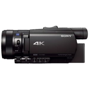 Foto 3 Videocamera Sony Handycam FDR-AX700 Black