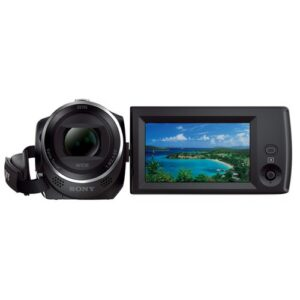 Foto 3 Videocamera Sony HDR-CX240E HD Flash Camcorder