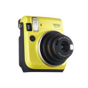 Foto 4 Fotocamera istantanea Fujifilm Instax Mini 70 Canary Yellow