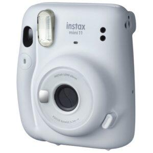 Foto 1 Fotocamera Istantanea Fujifilm Instax Mini 11 Ice White