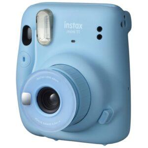 Foto 2 Fotocamera Istantanea Fujifilm Instax Mini 11 Sky Blue