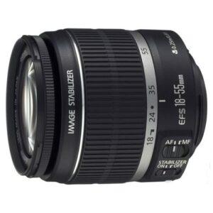 Foto 1 Obiettivo Reflex Canon EF-S 18-55mm f/3.5-5.6 IS II Bulk