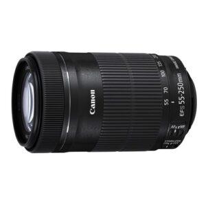 Foto 1 Obiettivo Reflex Canon EF-S 55-250mm f/4-5.6 IS STM