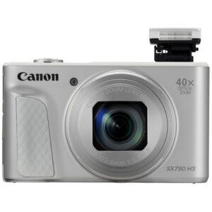 Foto 1 Fotocamera Compatta Canon PowerShot SX730 HS Silver – Prodotto in Italiano