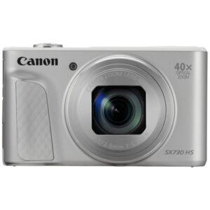 Foto principale Fotocamera Compatta Canon PowerShot SX730 HS Silver – Prodotto in Italiano