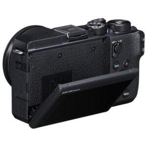Foto 2 Fotocamera Mirrorless Canon M6 Mark II + Obiettivo EF-M 15-45mm + Mirino Elettronico EVF – Prodotto in Italiano