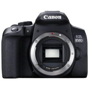 Foto principale Fotocamera Reflex Canon EOS 850D Body – Prodotto in Italiano