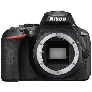 Foto principale Fotocamera Reflex Nikon D5600 Body Black – Prodotto in Italiano