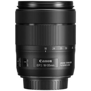 Foto 2 Obiettivo Reflex Canon EF-S 18-135mm f/3.5-5.6 IS USM