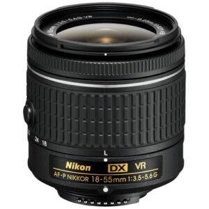 Foto 1 Obiettivo Reflex Nikon AF-P 18-55mm DX Nikkor f/3.5-5.6G VR Bulk