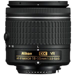 Foto 2 Obiettivo Reflex Nikon AF-P 18-55mm DX Nikkor f/3.5-5.6G VR Bulk