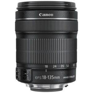 Foto 1 Obiettivo Reflex Canon EF-S 18-135mm f/3.5-5.6 IS STM