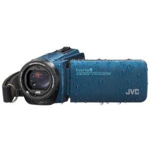Foto 2 Videocamera JVC Palmare GZ-R495AEU Blue + SD Card